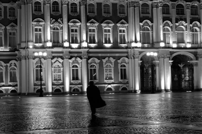 Saint Petersburg Russia Hermitage Museum