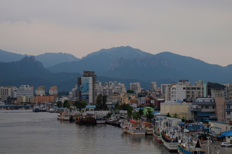 View over Sokcho