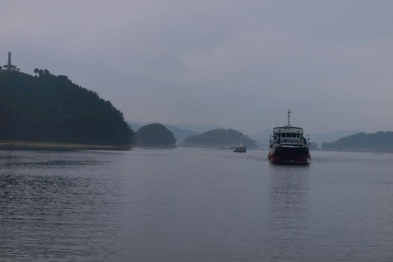 Tongyeong Cruise South Korea