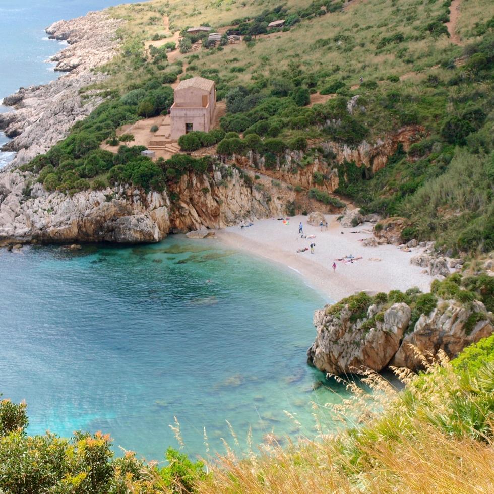 Sicily zingaro national park