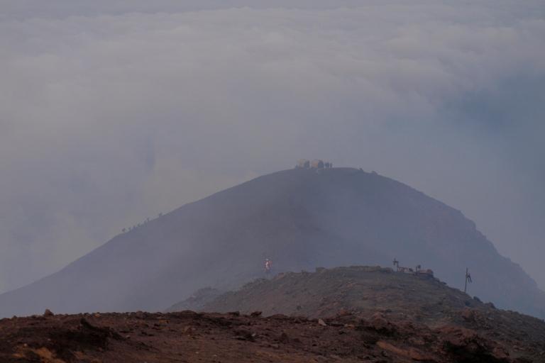 Stromboli volcano Sicily